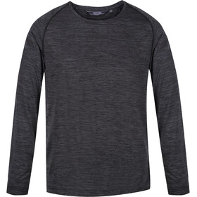 Regatta Burlow Longsleeve Top Men, ash